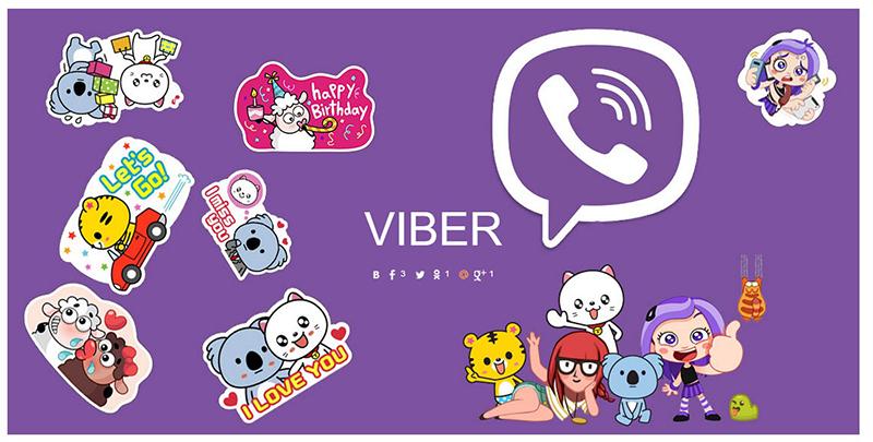 Официальный сайт приложения Viber в России
