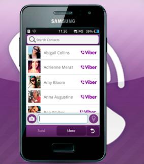 Скачать Viber (вибер) на телефон Samsung бесплатно на русском языке