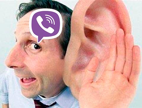 Прослушивать Viber во время разговора, возможно ли?