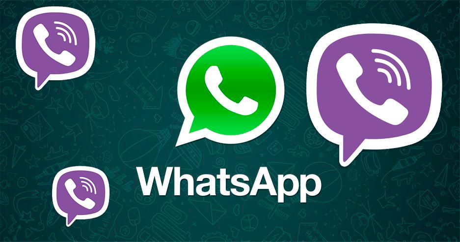 Viber или WhatsApp, что лучше сравнительный обзор бесплатных приложений