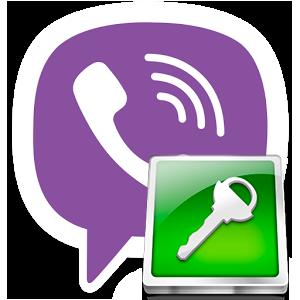 Пароль для Viber - как работает код активации