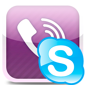 Что лучше: Viber или Skype?