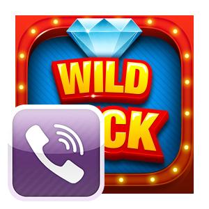 Wild Luck Casino – новая игра для популярного мессенджера Вайбер