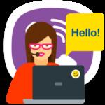 Техническая поддержка приложения. Как создать Тикет о проблеме Viber.