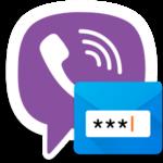Viber решение проблемы с кодом доступа в приложении