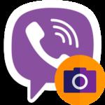 Как в Viber изменить свое фото