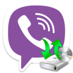 Viber — создание резервной копии истории сообщений