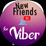 Viber Friends — добавление Друзей в Viber
